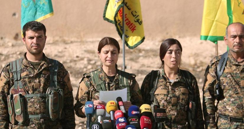 Siria, le forze democratiche siriane pronte a liberare Raqqa dalle#39;Isis